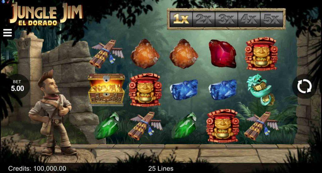 Jungle jim เกมสล็อตจากค่ายดัง Microgaming แจกของรางวัลทุกวัน