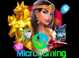 Big win slot แหล่งรวมเกมสล็อตออนไลน์ มากมาย จากค่ายดัง microgaming