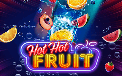 เกมสล็อต Hot Hot Fruit ค่ายเกมดังจาก Habanero ที่มีผู้เล่นมากมายจากทั่วมุมโลก