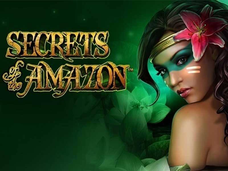 เกมสล็อต Secrets Of The Amazon จากค่ายยอดฮิตตลอดกาล Playtech ผู้ให้บริการเกมมานานหลายปี