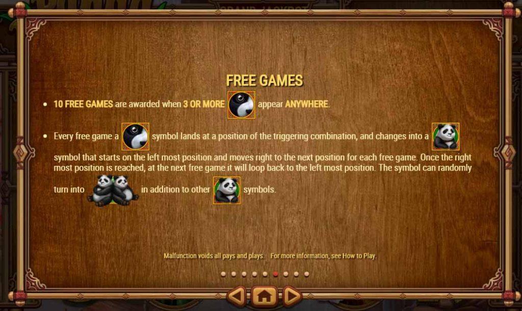 สล็อตออนไลน์ Panda Panda ค่าย Habanero ที่จะเพื่อนๆไปสนุกสนานและเพลิดเพลินไปกับหมีแพนด้า